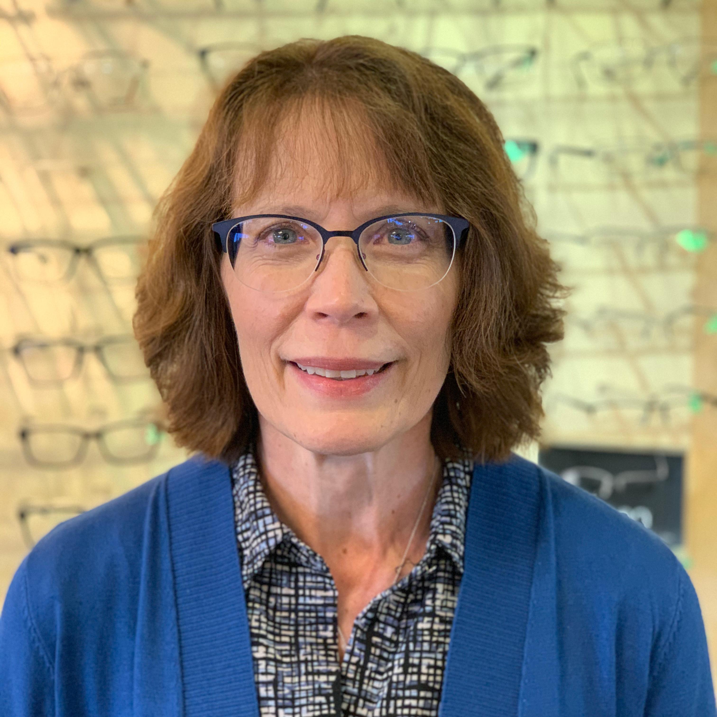 Valerie Cox, OD Optician
