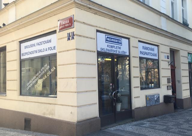 Sklenářství Praha 10-Vršovice
