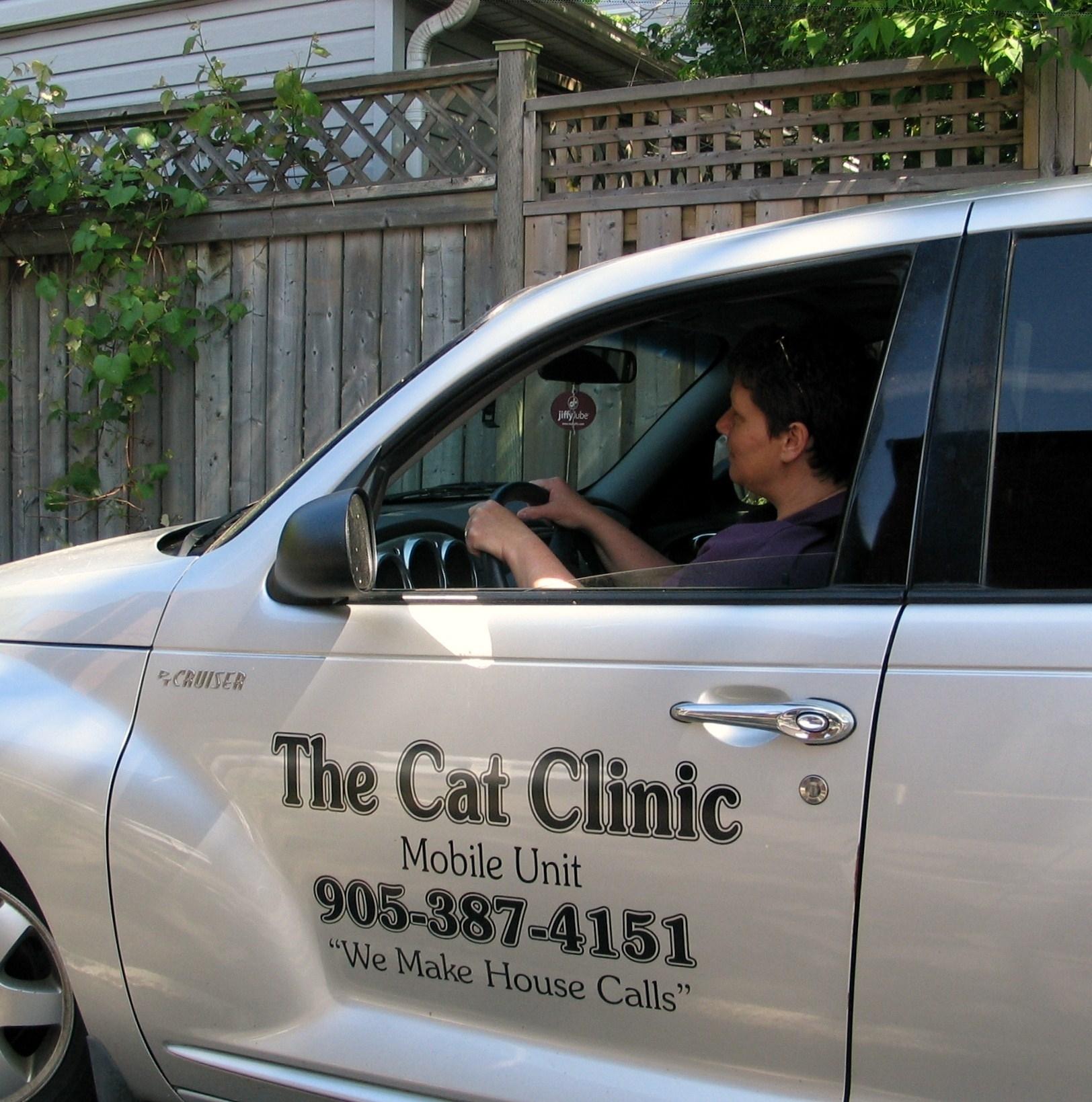 The Cat Clinic Hamilton (905)387-4151