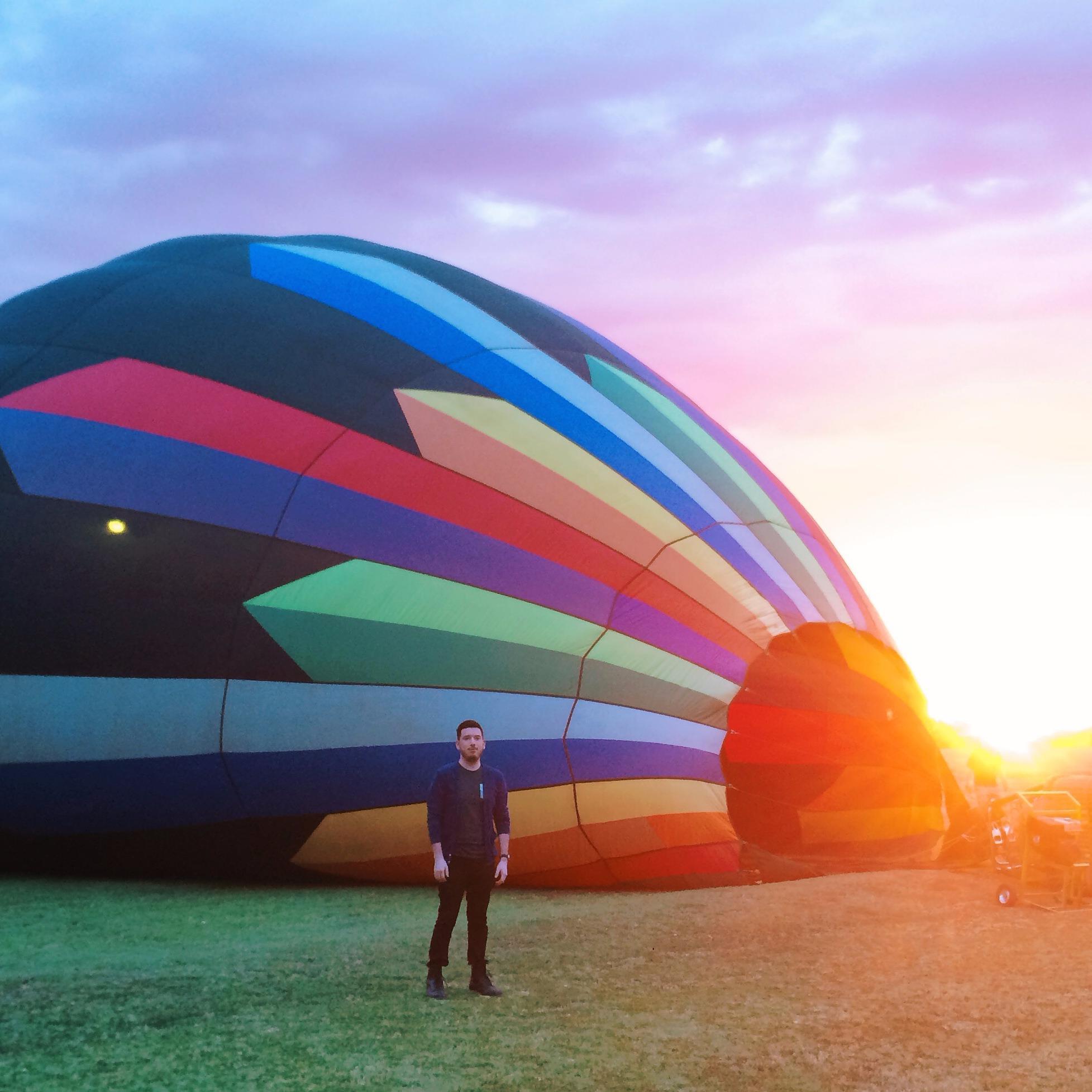 Glendale Hot Air Balloon Rides - Aerogelic Ballooning