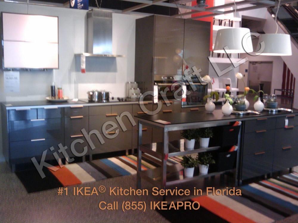 Kitchen Cabinets Installation In Tampa Florida