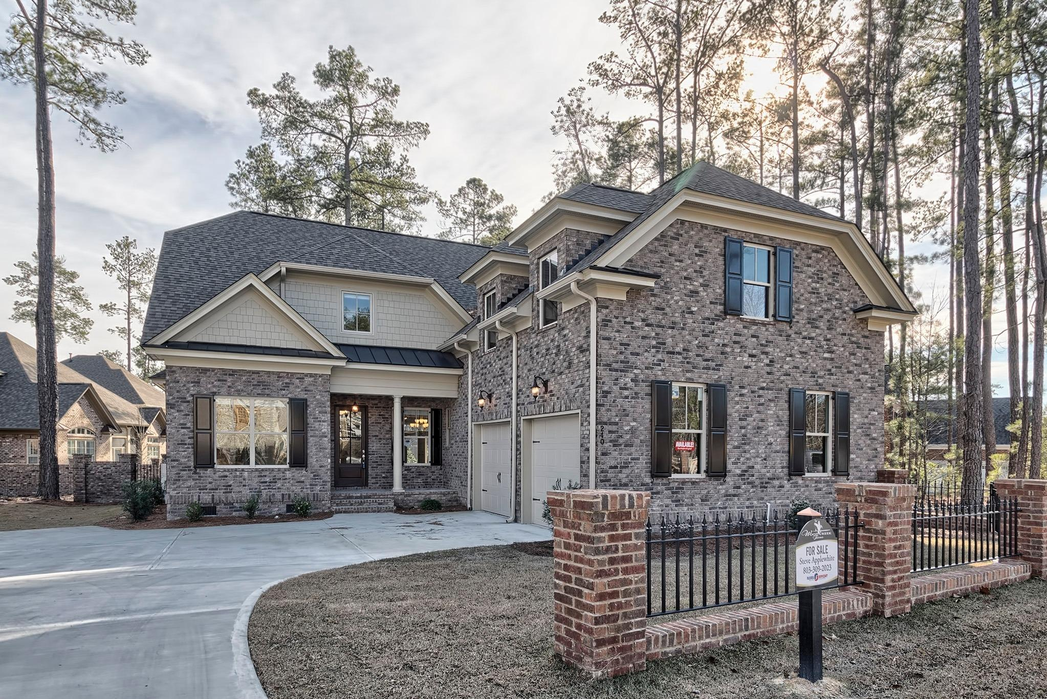 Executive construction homes columbia elgin south for Custom home builders anderson sc