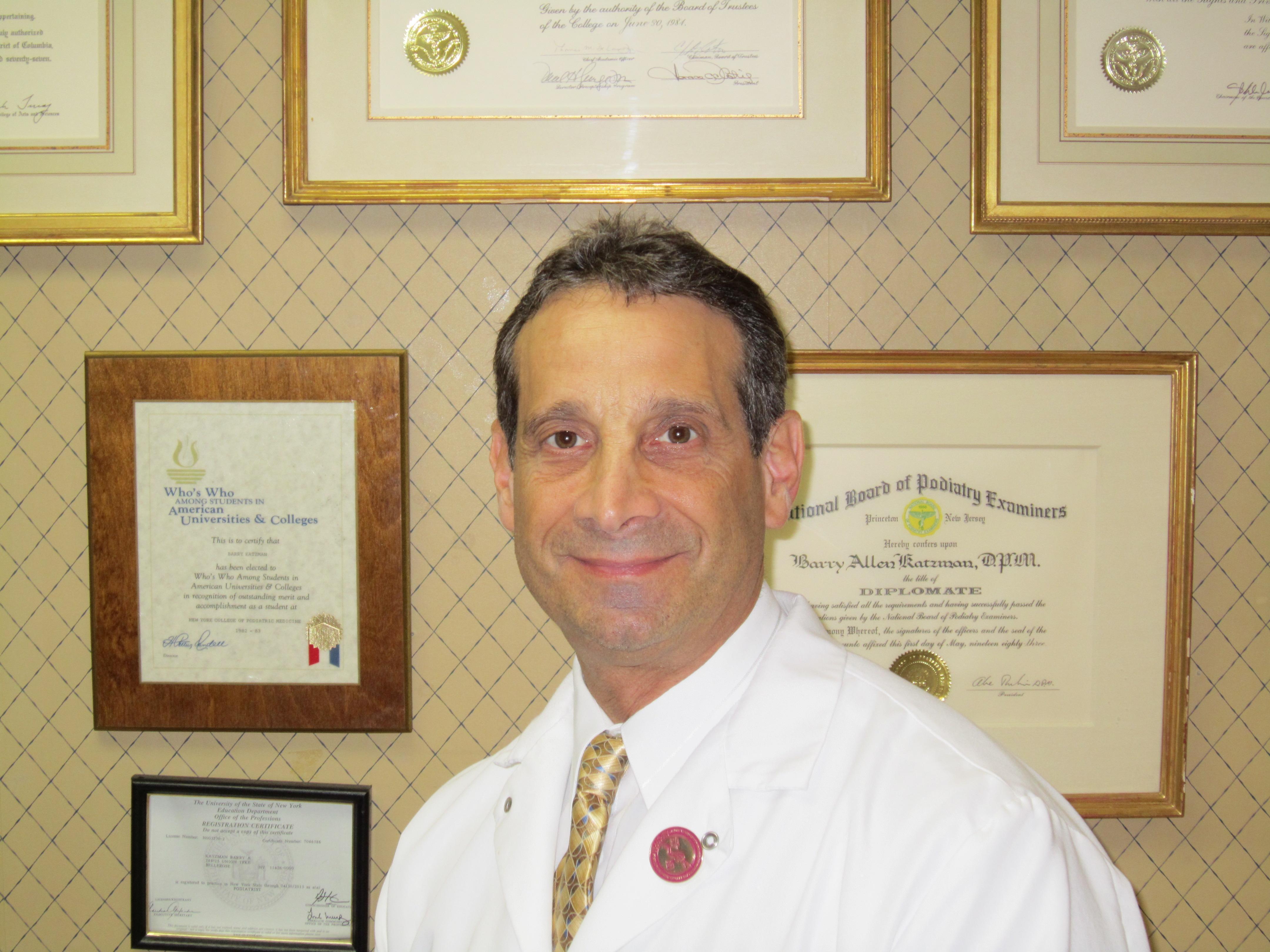 Dr Barry Katzman image 0