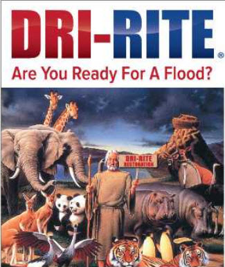 DRI-RITE Carpet Cleaning and Water Damage