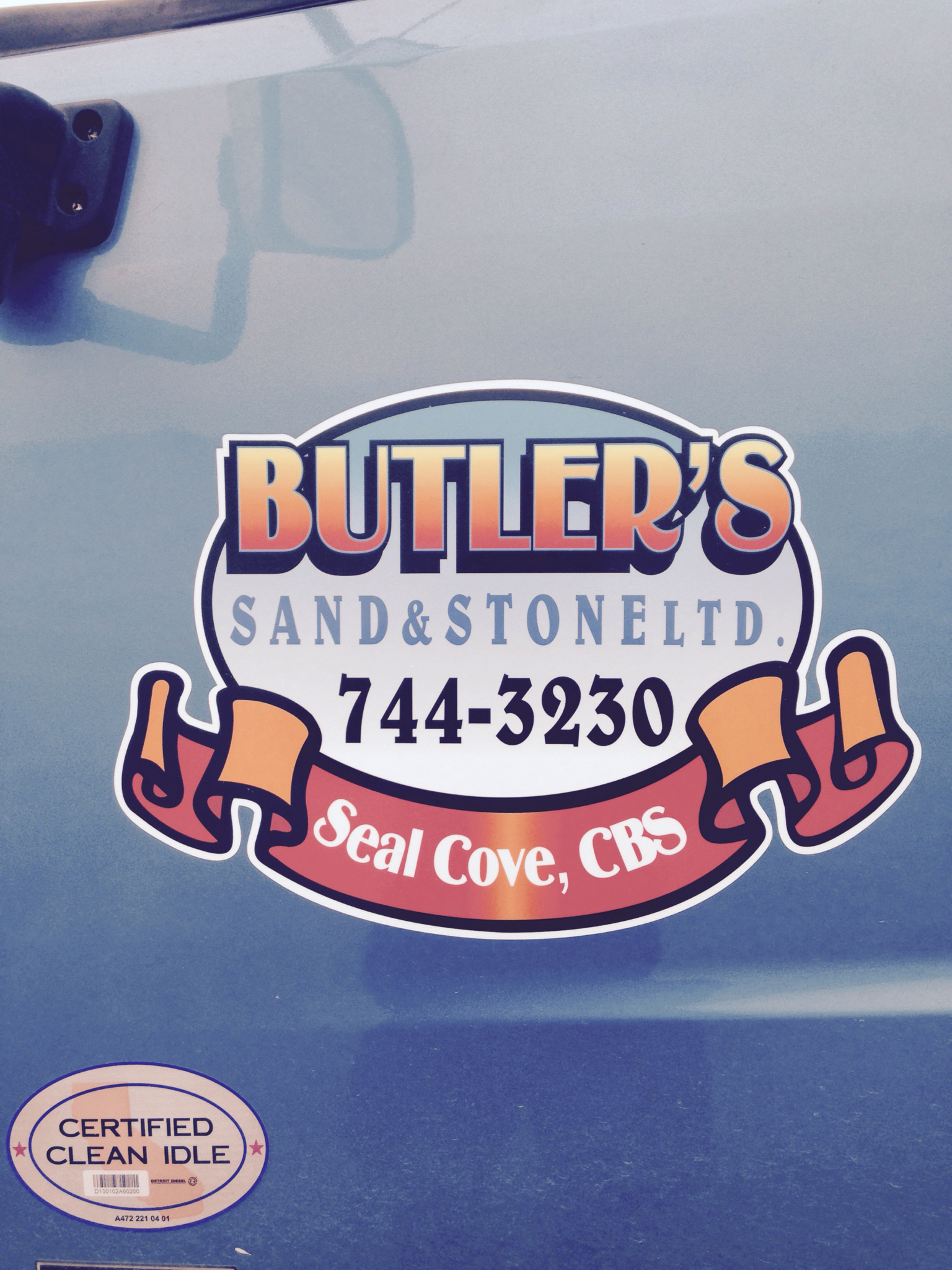 Butler's Sand & Stone Conception Bay South (709)744-3230