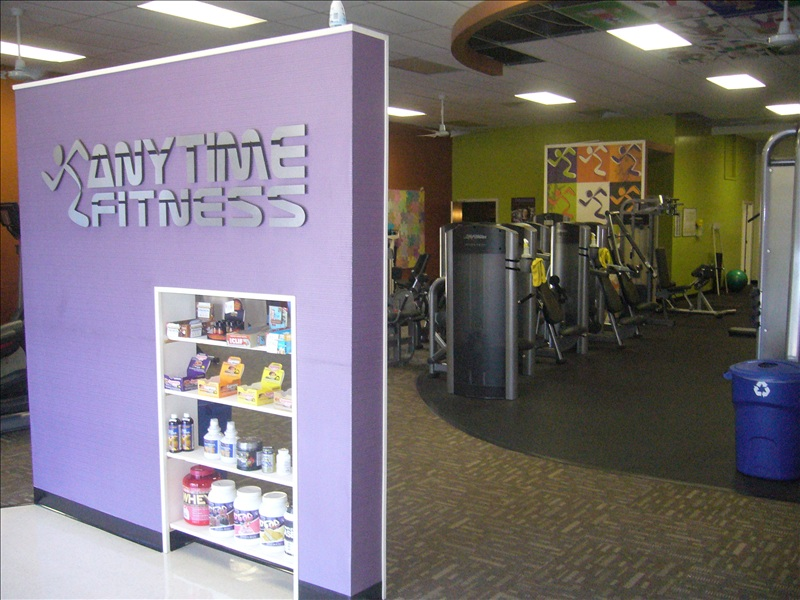 Anytime Fitness In Dade City Fl 352 437 5900