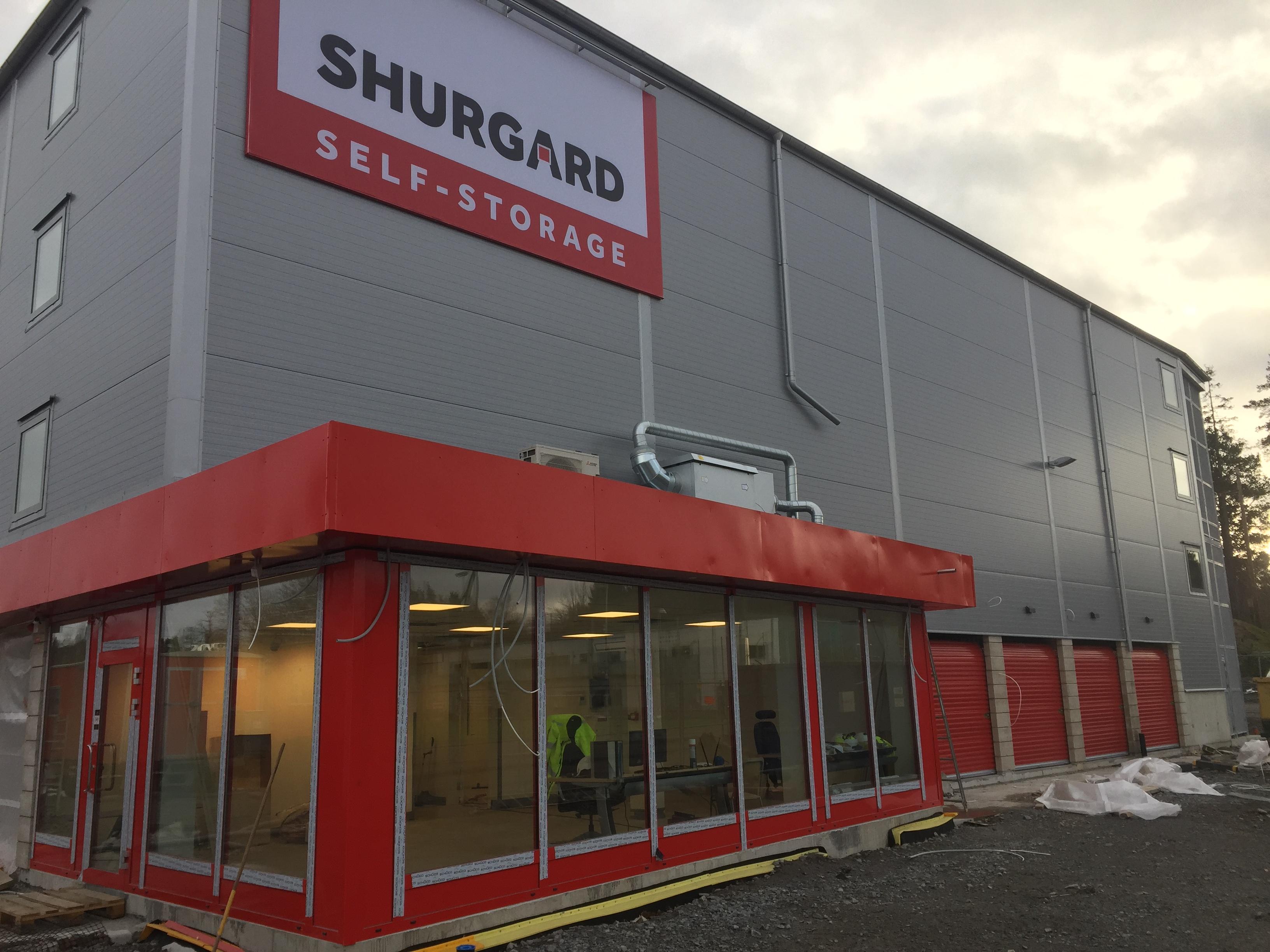 Shurgard Self-Storage Huddinge