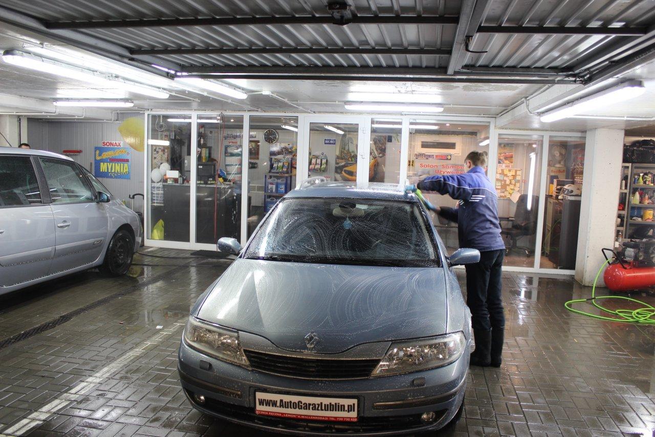 Myjnia Samochodowa Lemon
