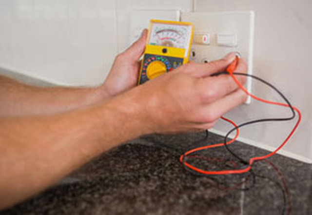 An Independent Electrical Inspection and Test Company