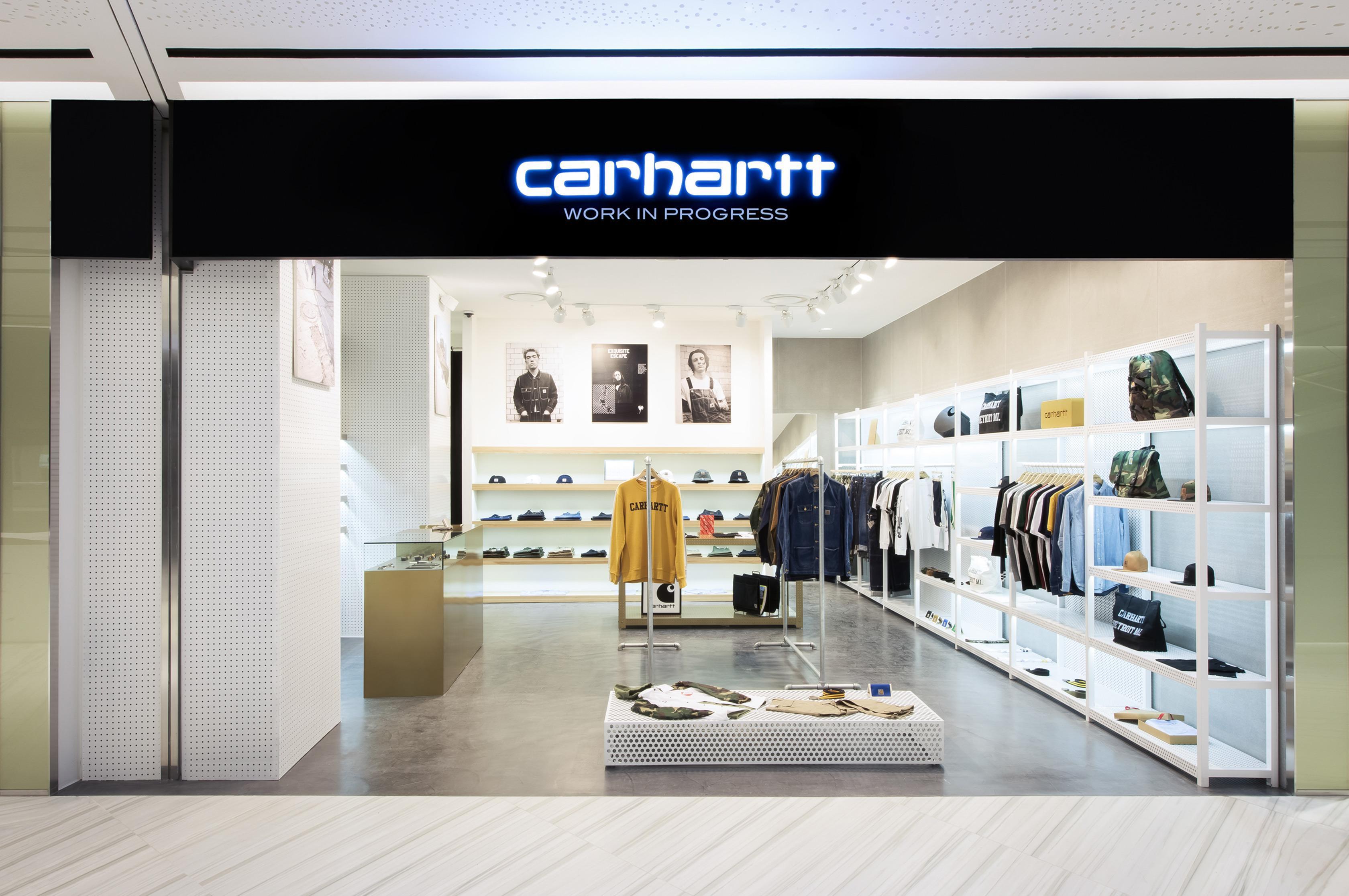 Carhartt WIP Corner Busan Centum City Mall