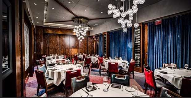 Del Frisco's Double Eagle Steakhouse Los Angeles Double Eagle private dining room