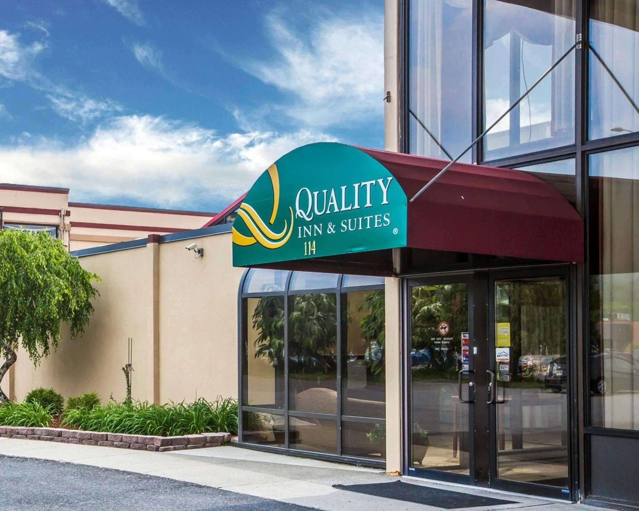 Quality Inn  U0026 Suites  Kingston New York  Ny