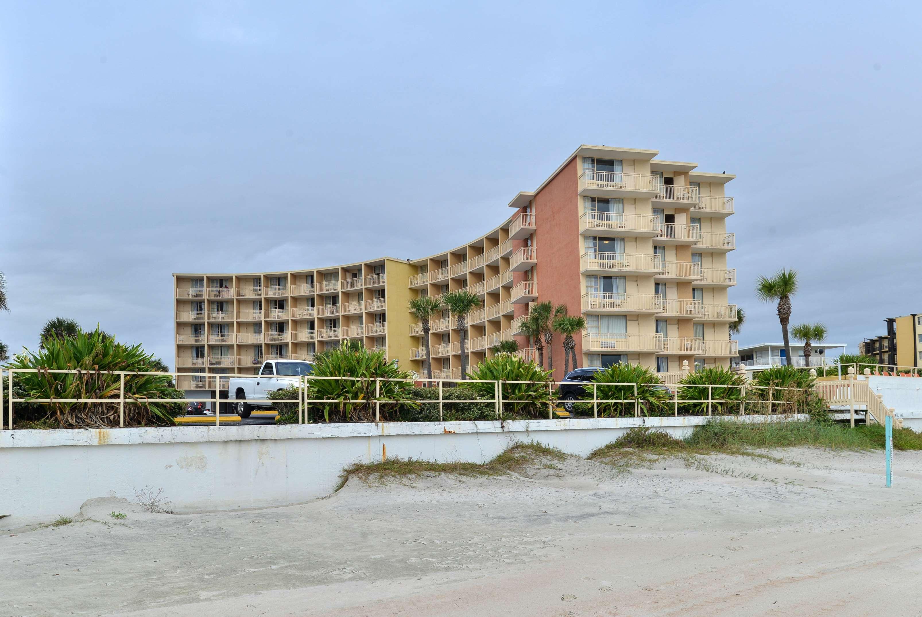The Shores Resort Spa Oceanfront Daytona Beach