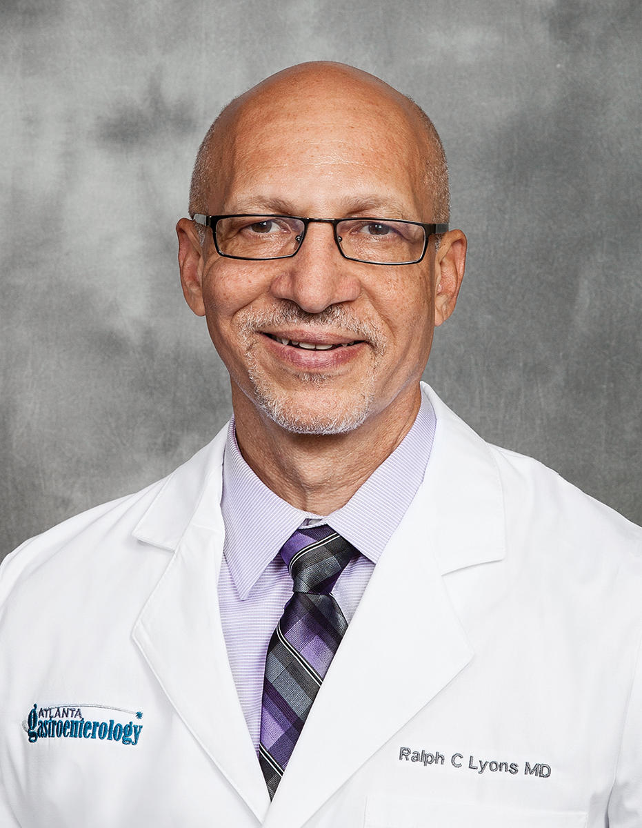 Ralph C Lyons, MD Gastroenterology
