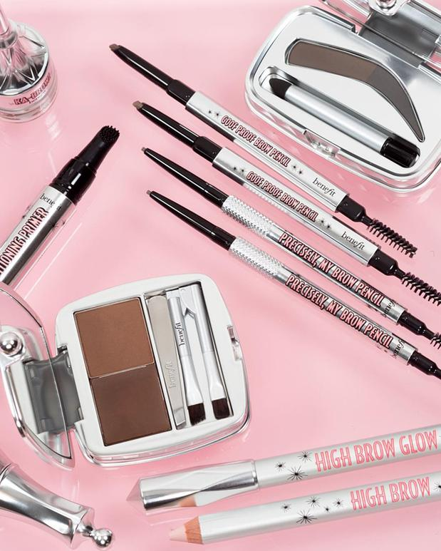 Images Benefit Cosmetics BrowBar Beauty Counter