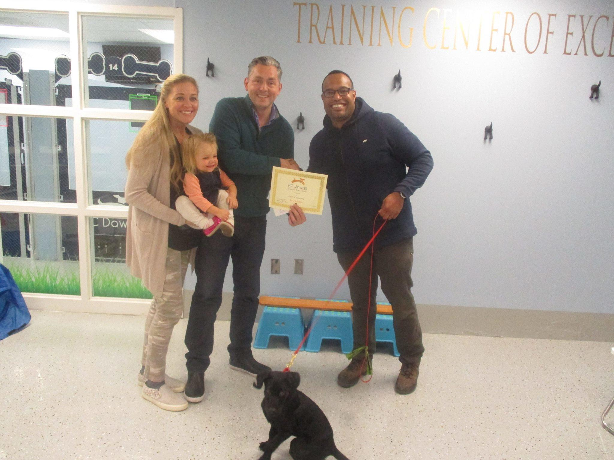 Dog Training Classes Overland Park