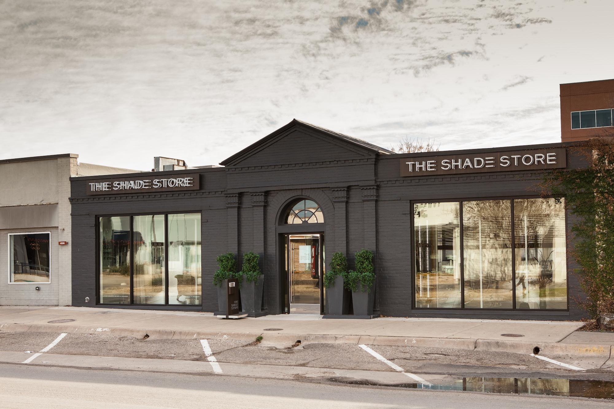 The Shade Store Dallas Texas Tx Localdatabase Com