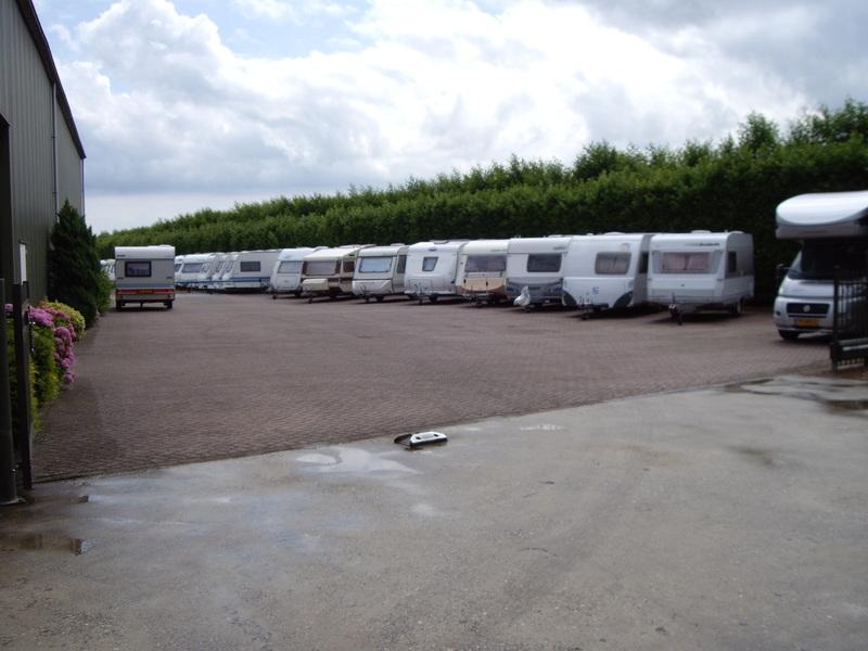 Caravanstalling Huisman