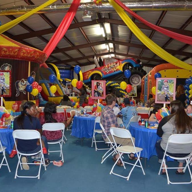 Big Kahuna Indoor Theme Parties