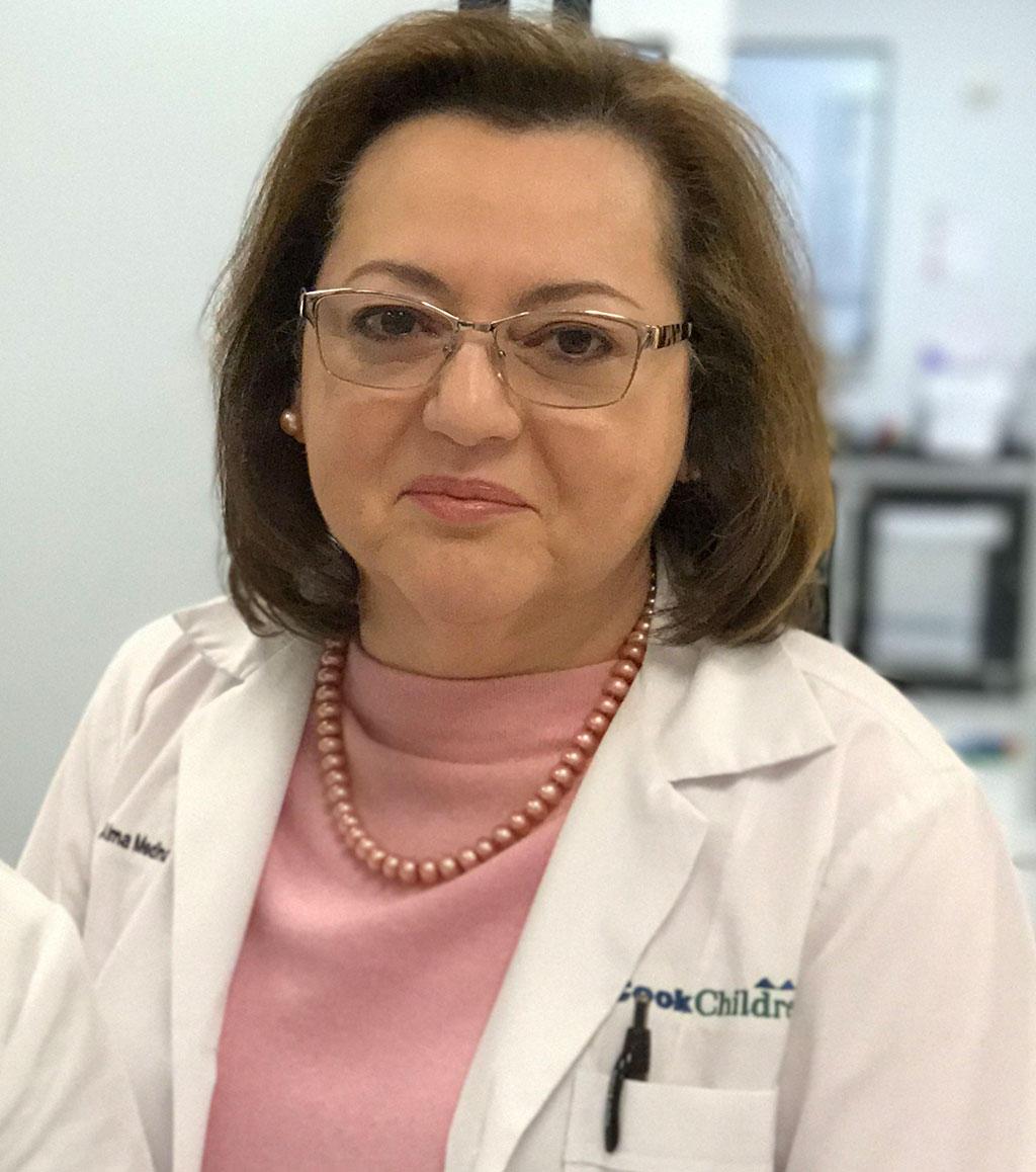 Dr. Alma Medina