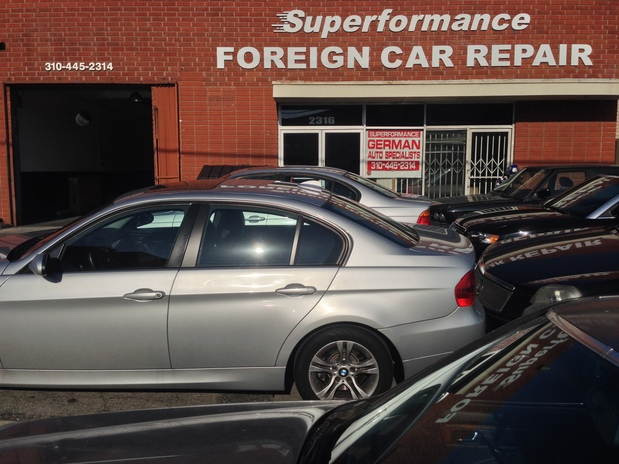 Images Superformance Foreign Auto Repair