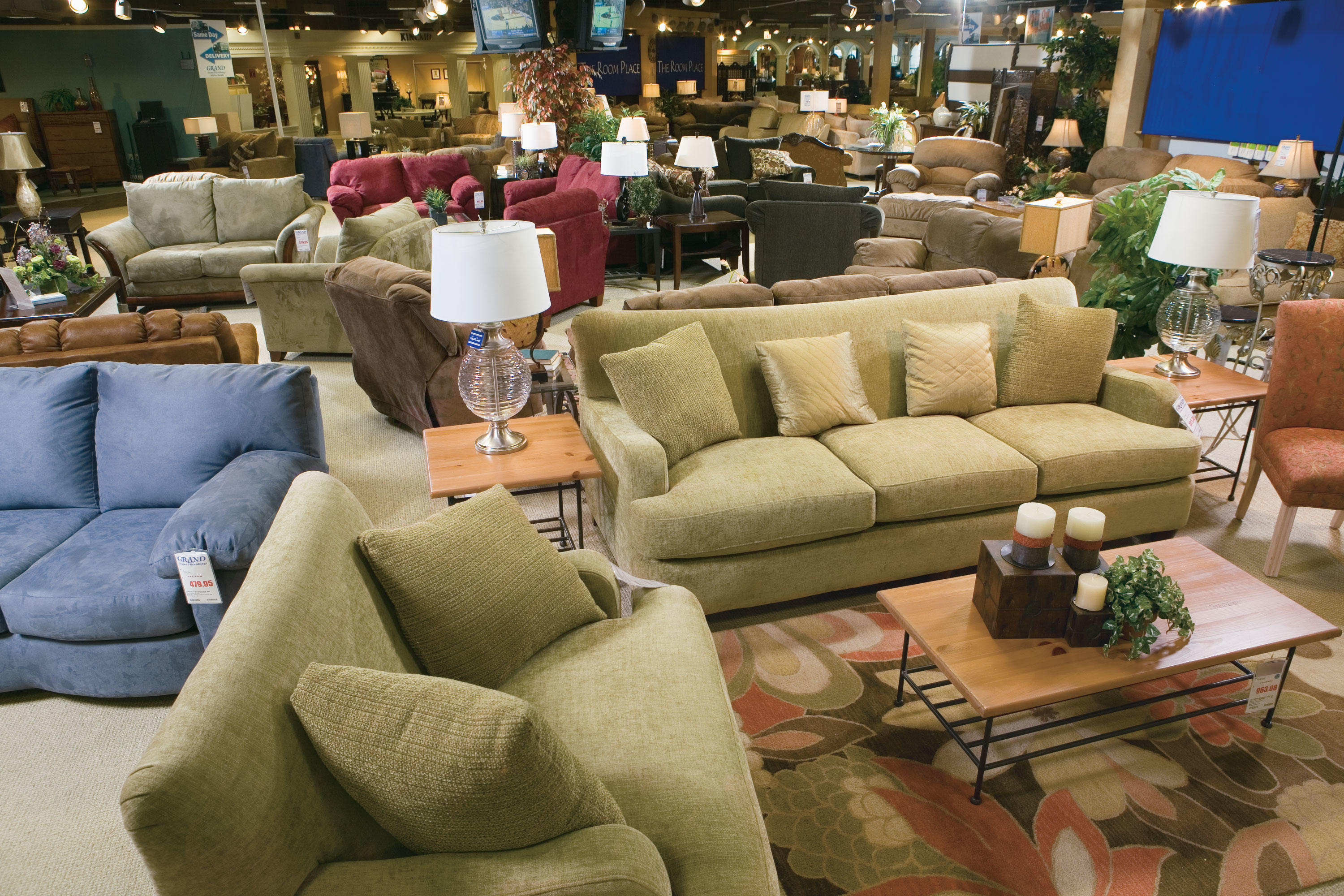 Grand Home Furnishings Superstore Coupons Near Me In Princeton 8coupons