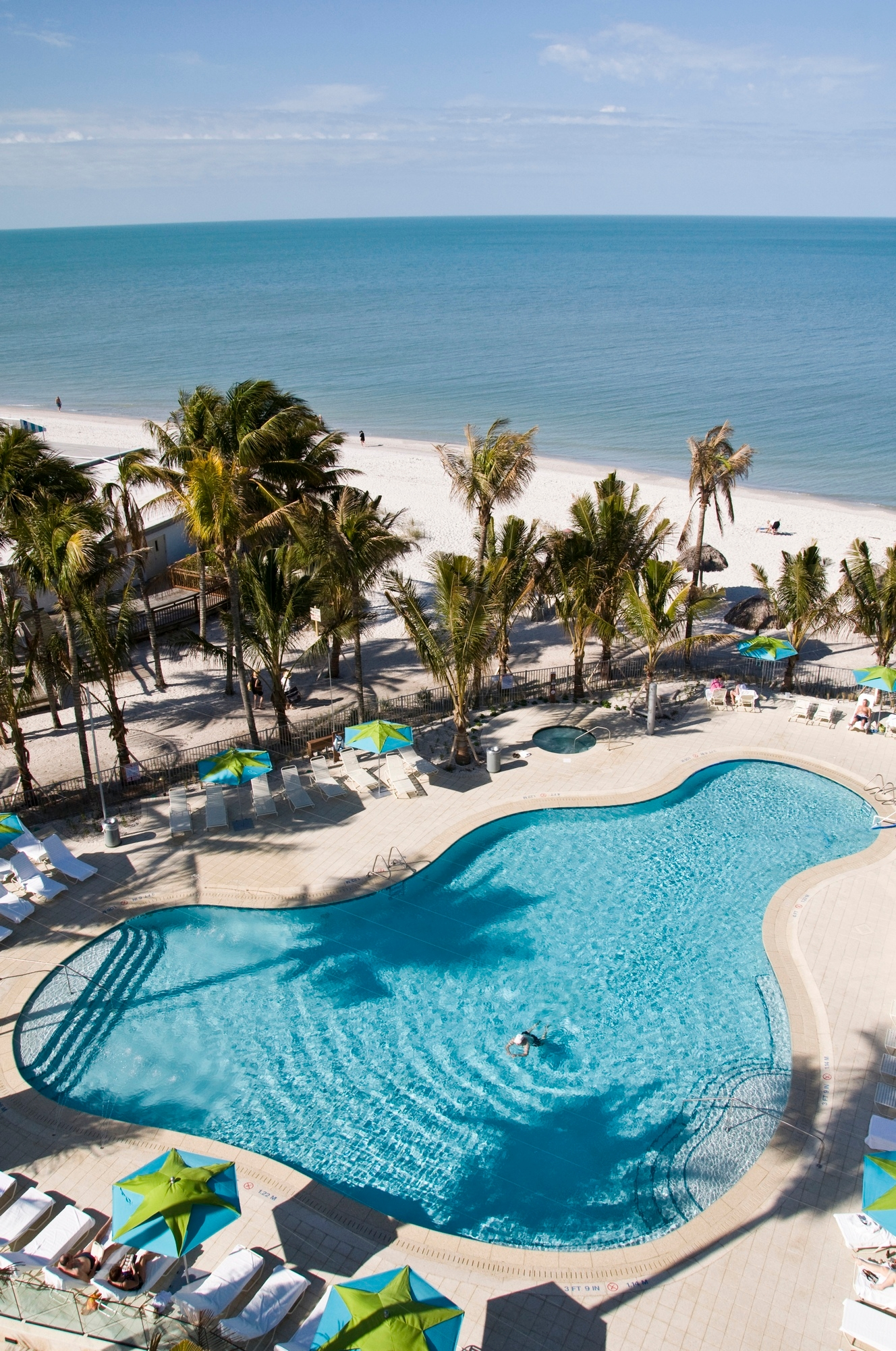 8 Best Florida Resorts With All Inclusive Packages: Naples Beach Hotel & Golf Club 851 Gulf Shore Blvd N