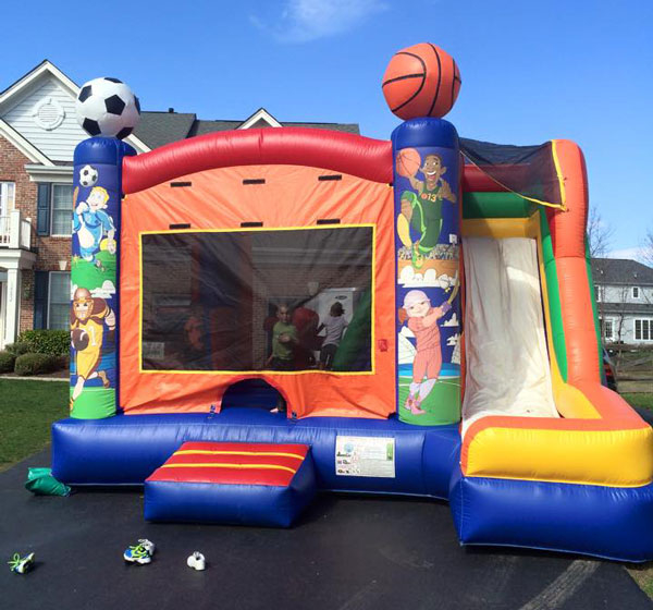Bounce house coupons