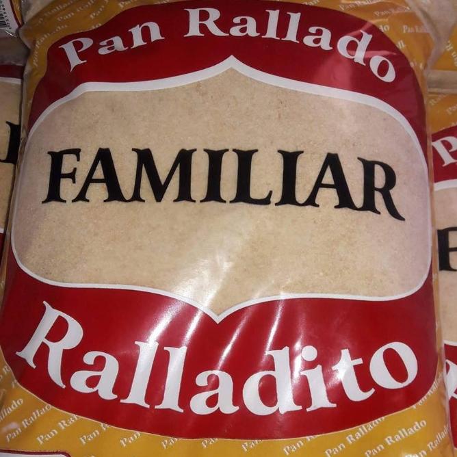 """PAN RALLADO """"RALLADITO"""""""