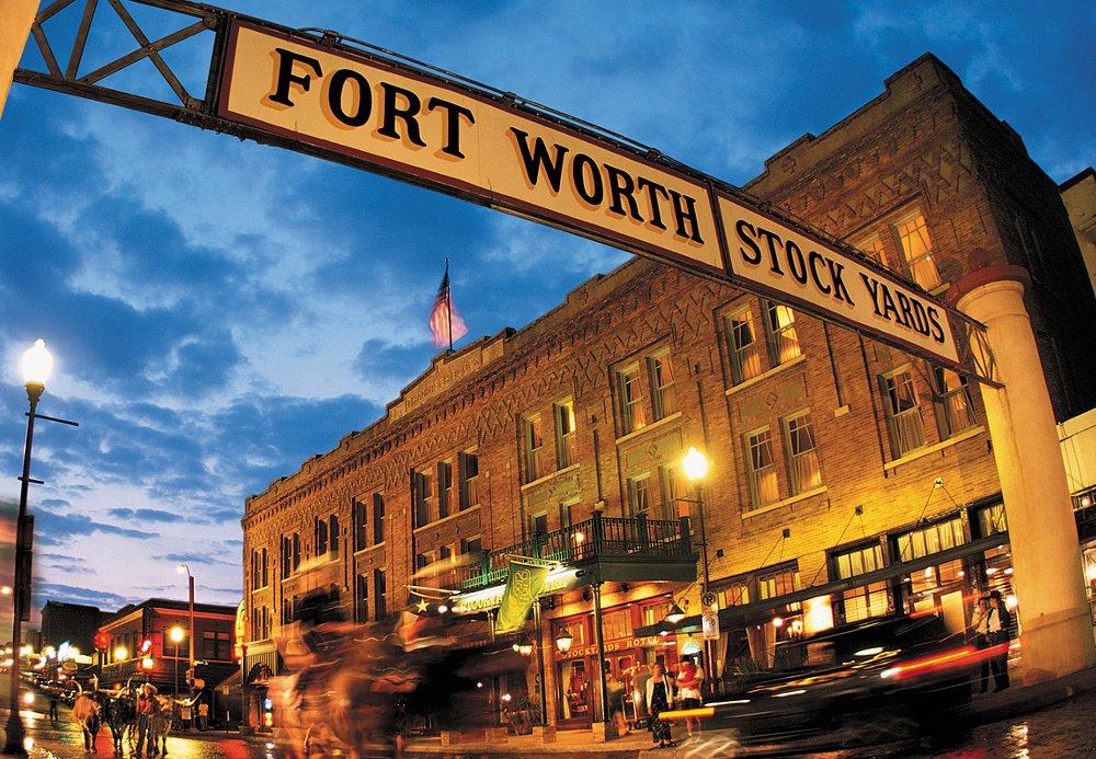 Hotels In Fort Worth Tx Near I