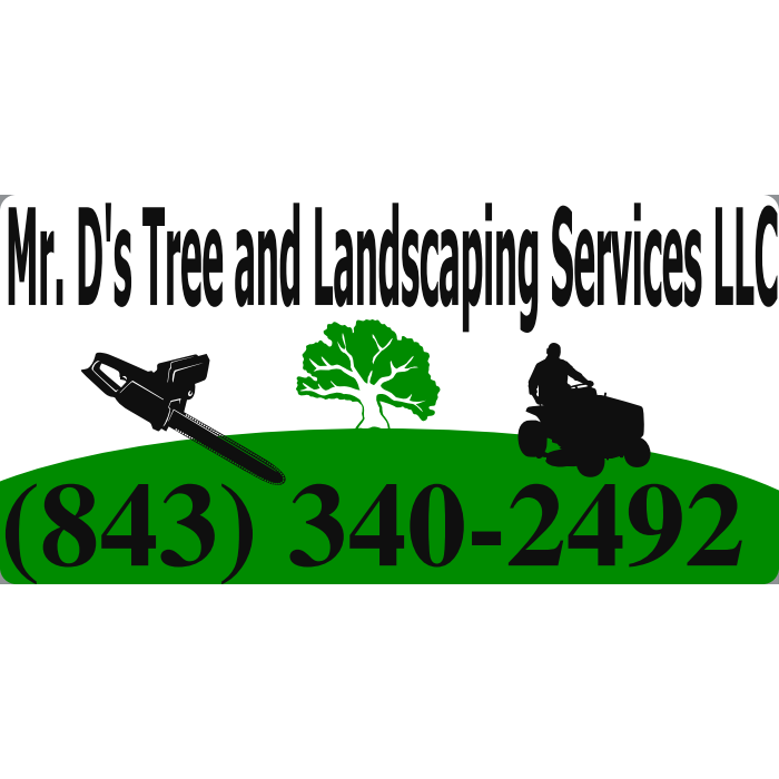 Mr d 39 s tree landscaping service llc for Tree and garden services