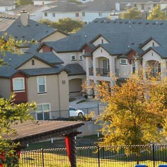 Regency At Lookout Canyon Apartments San Antonio Texas