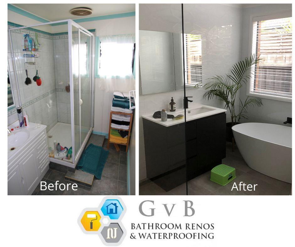 GVB Bathroom Renovations & Waterproofing