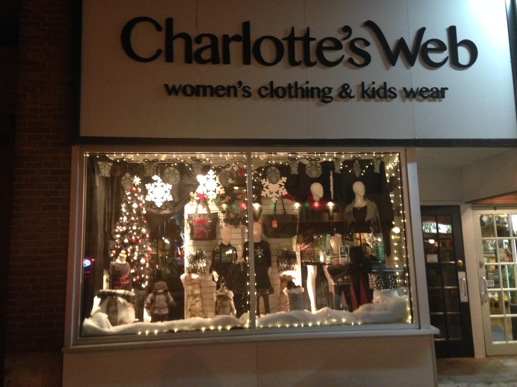 Charlotte's Web Peterborough (705)749-9470