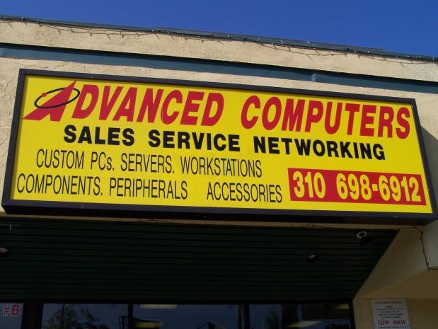 Advanced Computers