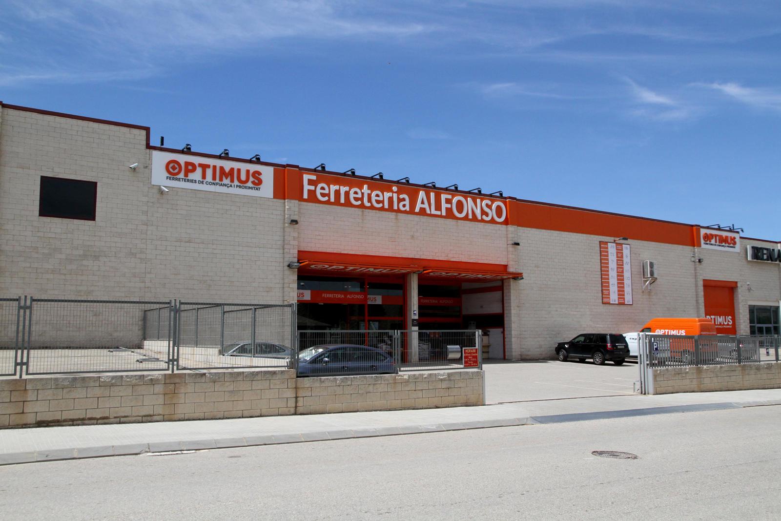 OPTIMUS - Ferretería Alfonso