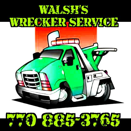 Walsh's Wrecker Service