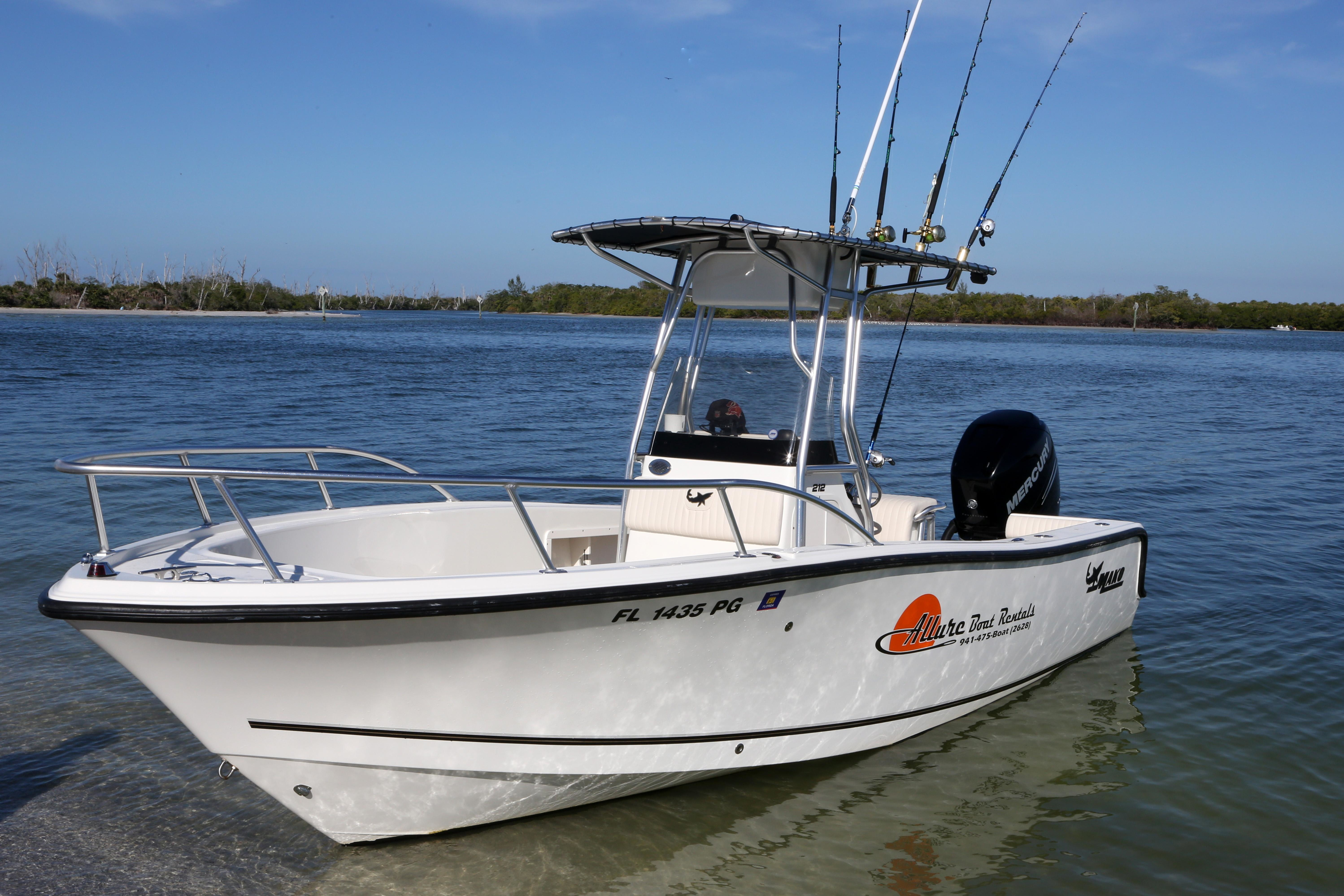 Allure boat rentals englewood fl 34223 pennysaverusa for Fishing in englewood florida