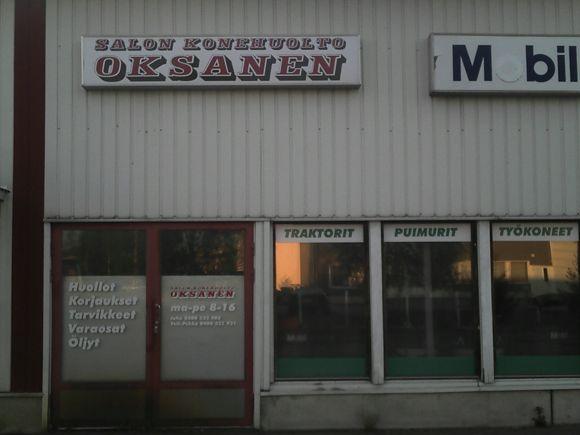 Salon Konehuolto Oksanen Oy