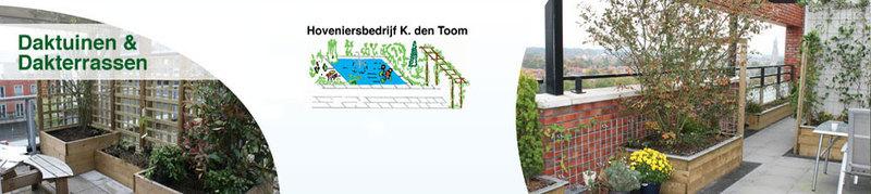 Hoveniersbedrijf K den Toom