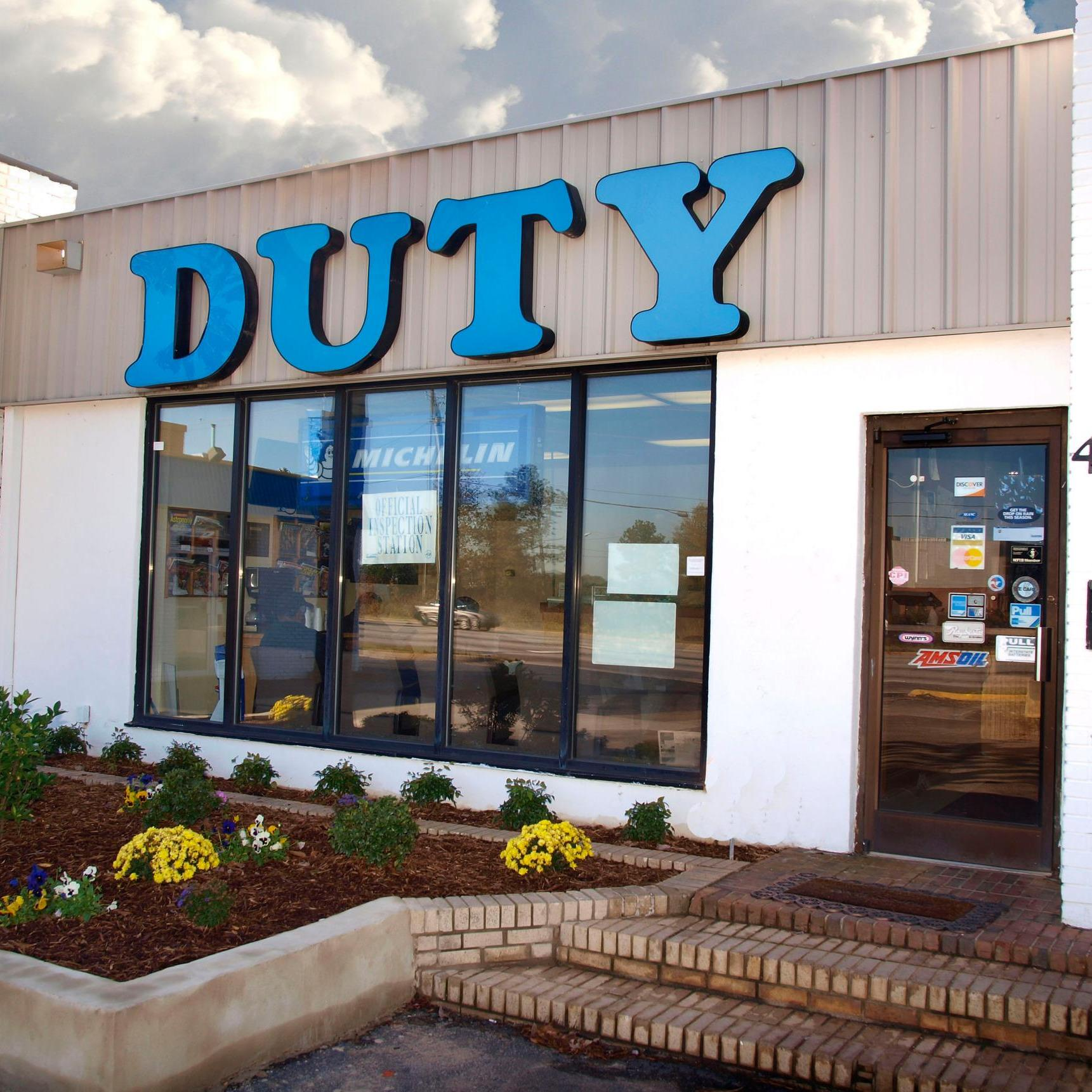 Duty tire service center auto repair raleigh nc for General motors service center