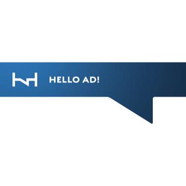 Logo - HELLO AD! Werbeagentur