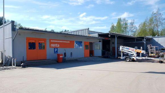 Renta Suomi Joensuu