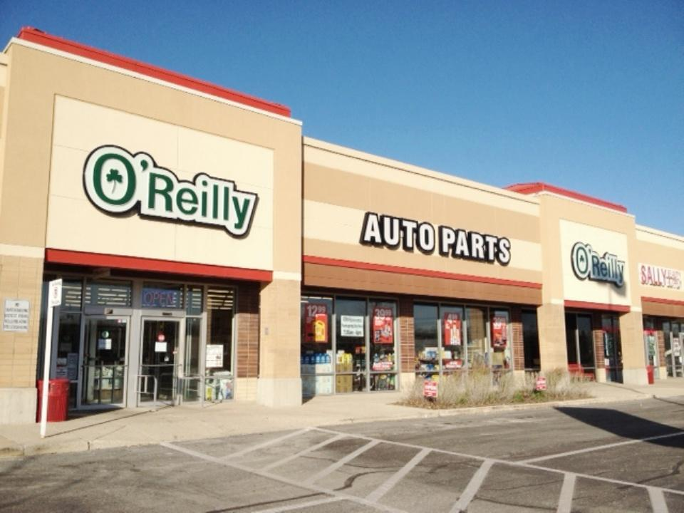 O 39 reilly auto parts in oak forest il 60452 for Michaels crafts hours of operation