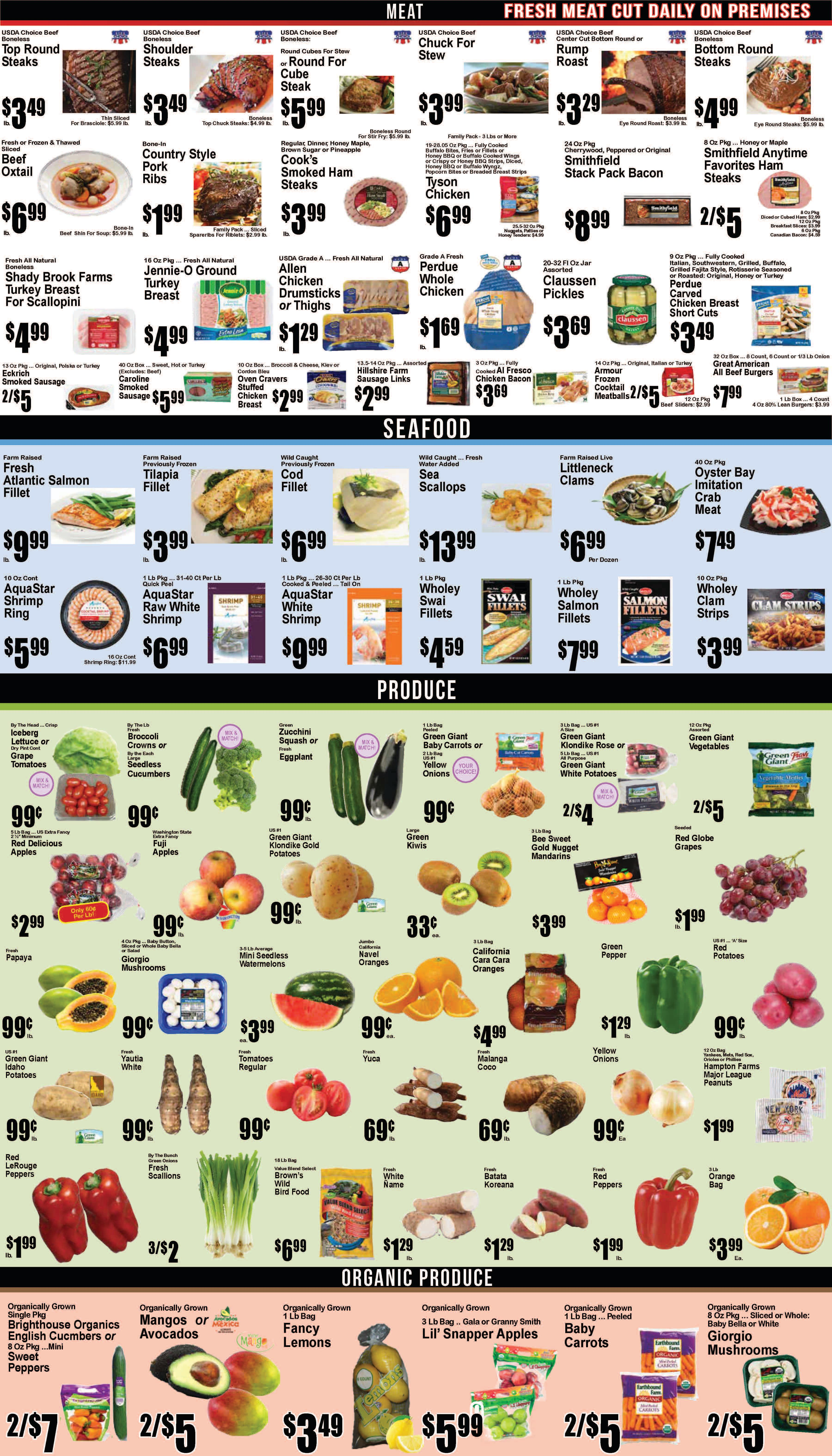 Food Universe Marketplace New York Ny