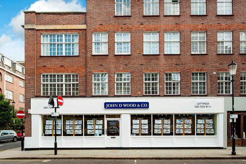 John D Wood & Co Estate Agents Chelsea Green