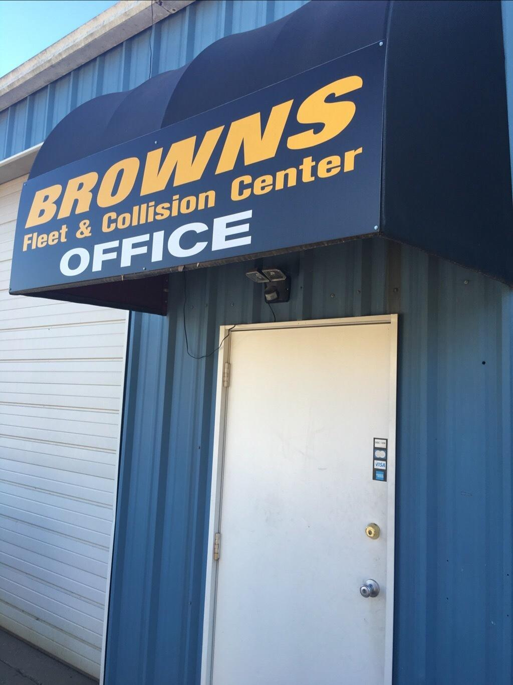 Browns fleet collision repair in tuscaloosa al 35405 for German motors collision center marin street