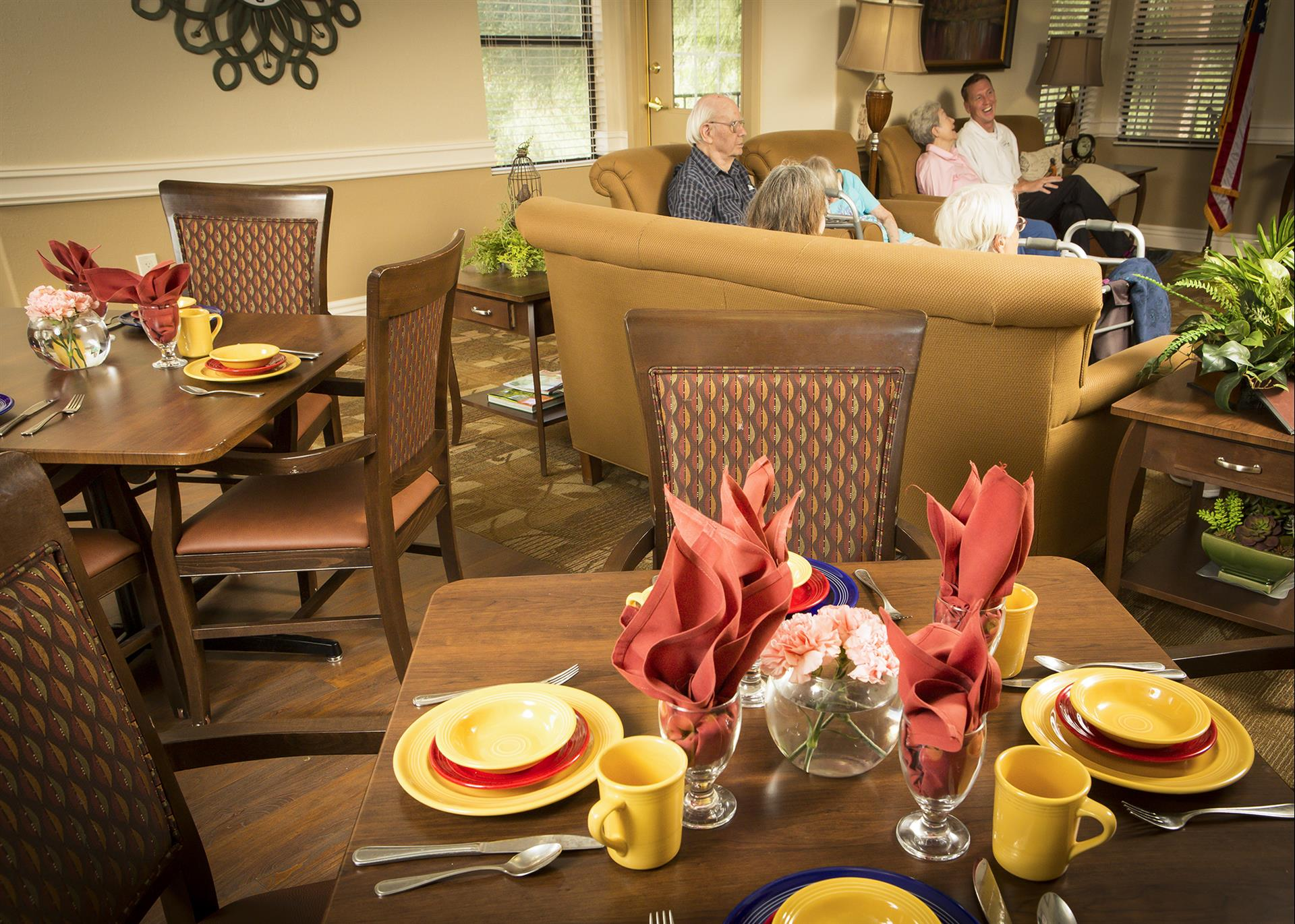 Bethesda Gardens Assisted Living And Memory Care Phoenix Phoenix Arizona Az