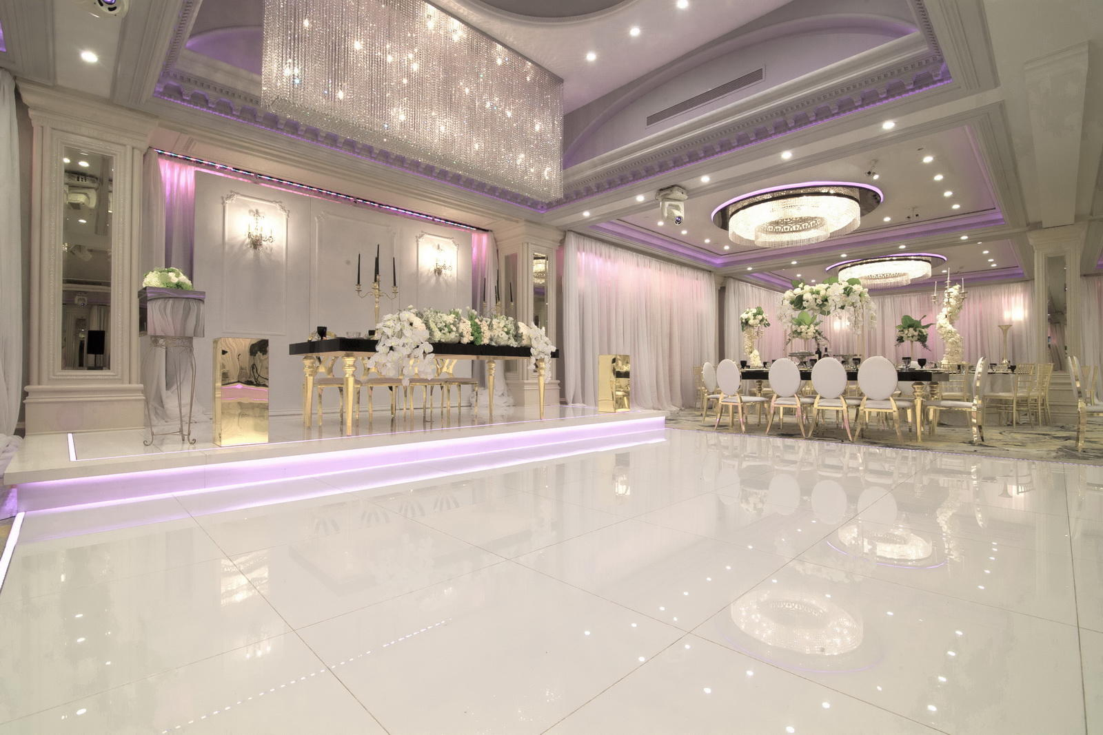 Anoush banquet halls catering glendale california ca for Wedding hall design