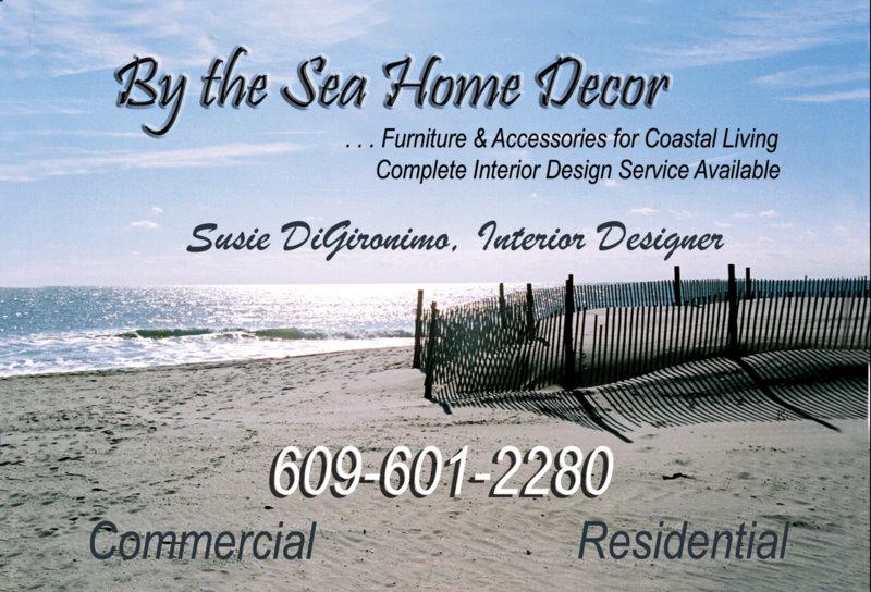 By the Sea Home Decor